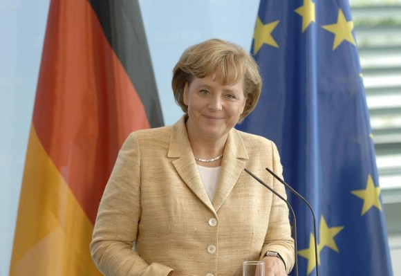 Angela Merkel (foto: www.bundeskanzlerin.de)