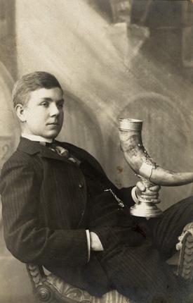 Johannes Pääsuke 1909.a (foto: ERM)