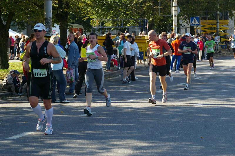 SEB sügisjooks 2009 (foto: www.jooks.ee)