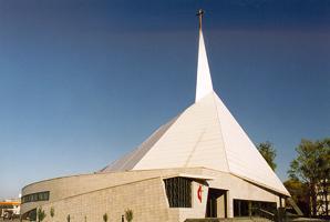 Tallinna Metodisti kirik (foto: www.bmk.ee)