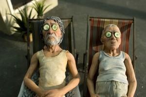 """Kaader festivalil linastuvast Tatia Rosenthali maagilis-realistlikust nukufilmist """"9,99 dollarit"""""""