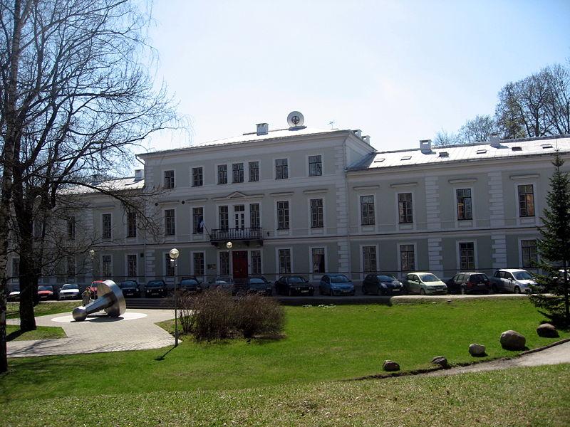 Riigikohtu hoone Tartus