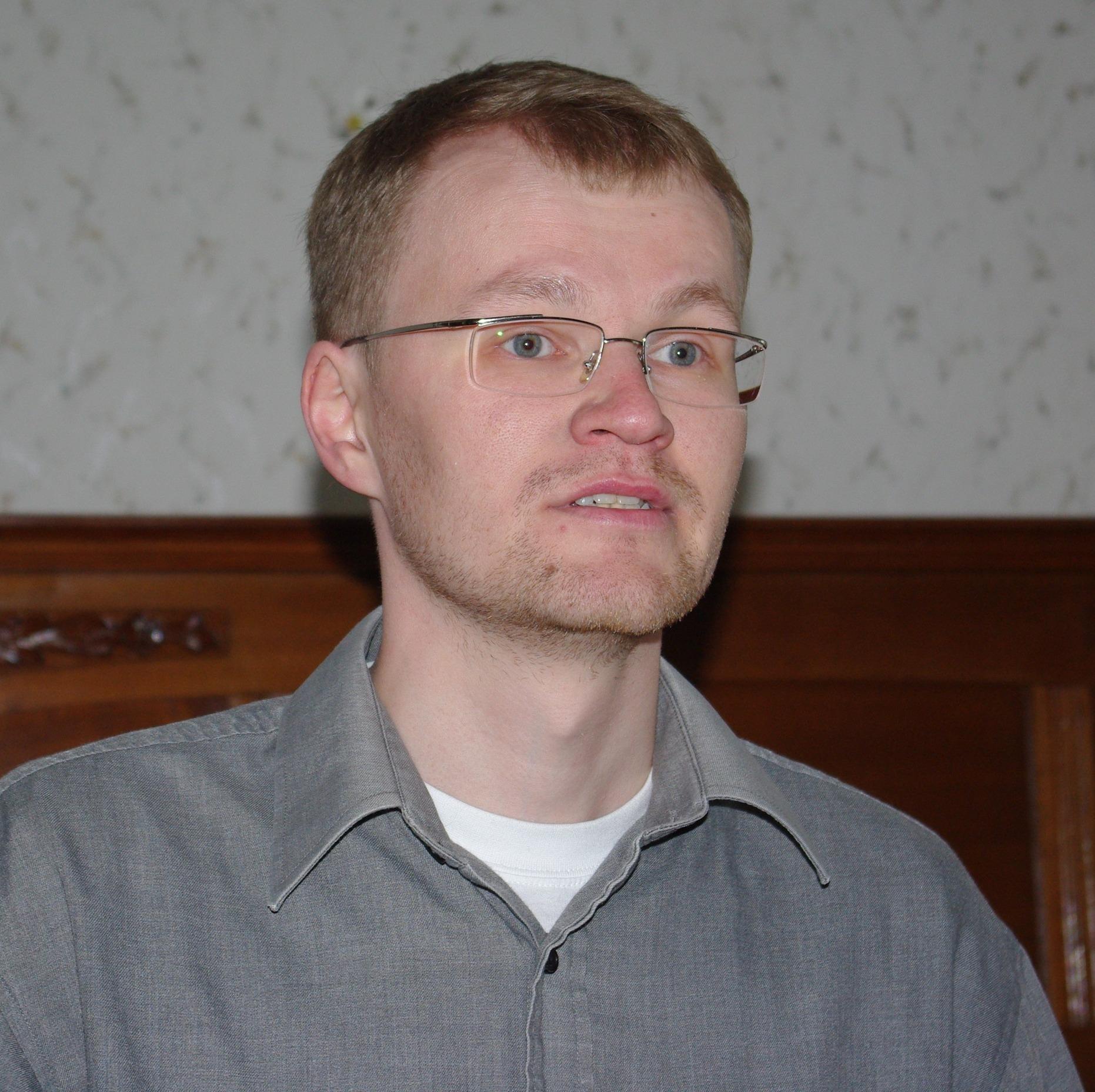 Karskusliidu esimees Lauri Beekmann