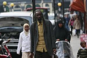 Meestegelase rollis Sotigui Kouyaté. Foto: www.kino.ee