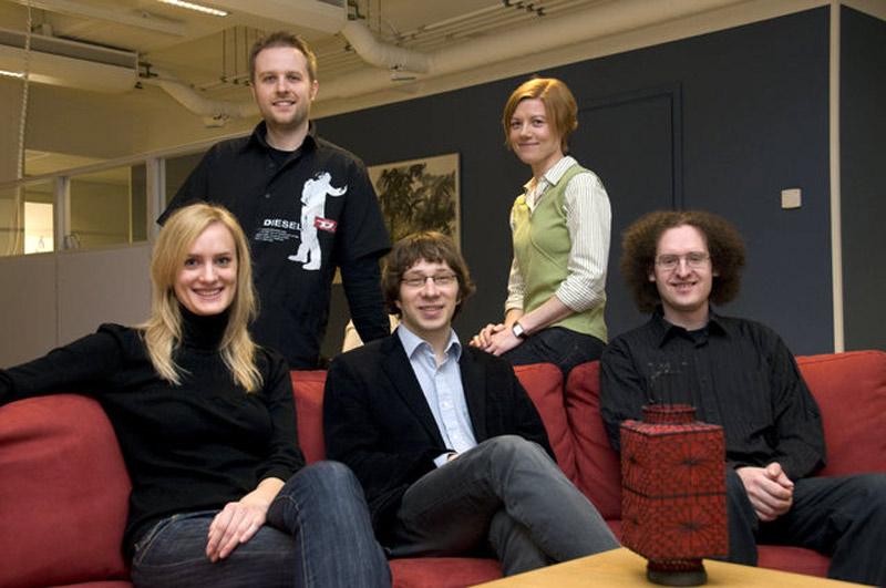 Eesti ja Leedu toimetajad (foto: ee.radio86.com)