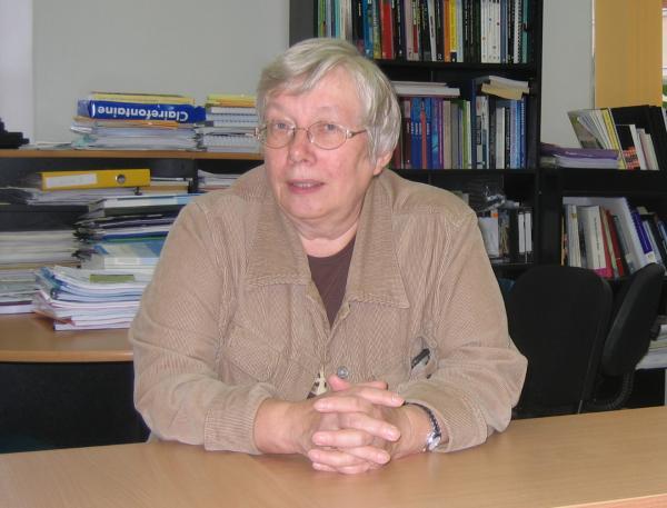 Prof Marju Lauristin