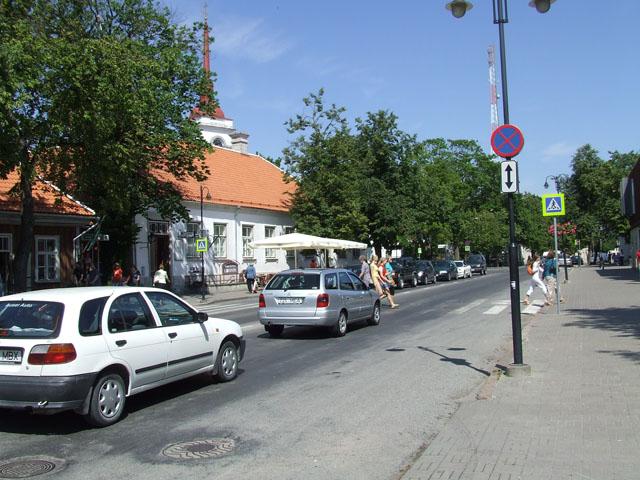 LiiklusKuressaare