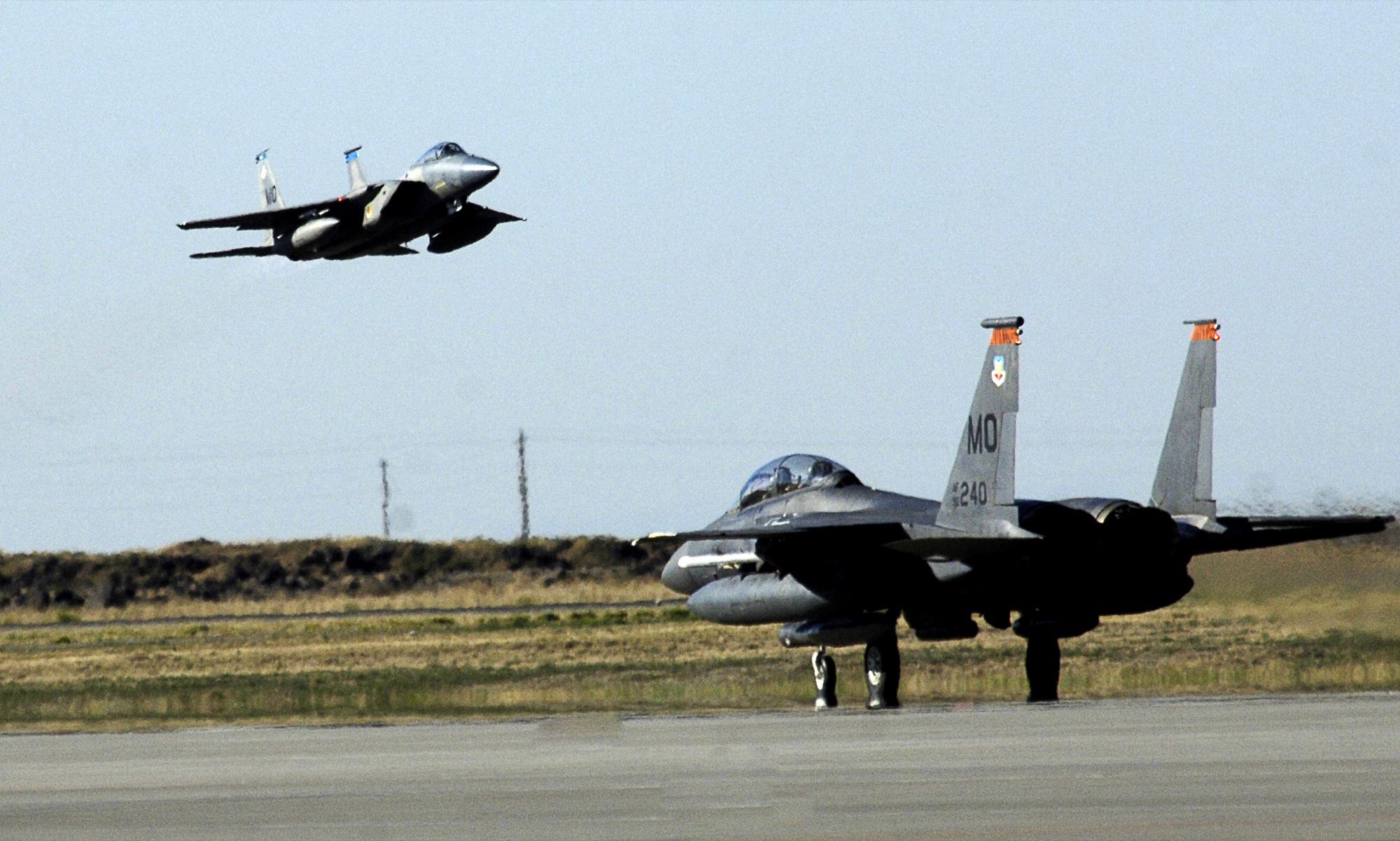F-15 C Eagle (foto: U.S. Air Force)