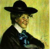 Marie Under Ants Laikmaa portreteerituna
