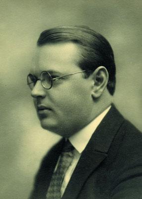 Riho Päts (foto: www.keskraamatukogu.ee)