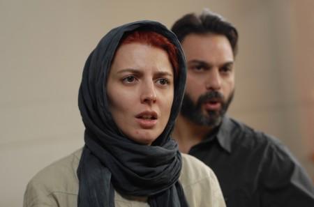 """""""Nader ja Simin, lahkuminek"""" (foto: www.dreamlabfilms.com)"""