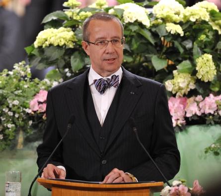 Foto: www.president.ee / Toomas Volmer (Emadepäev 2011)