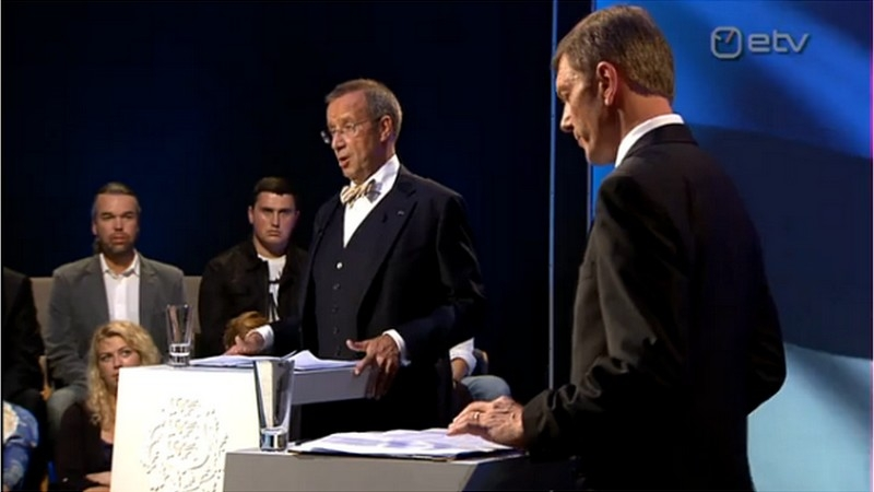 Debatt ETVs 27.08.2011 (foto: ERR)
