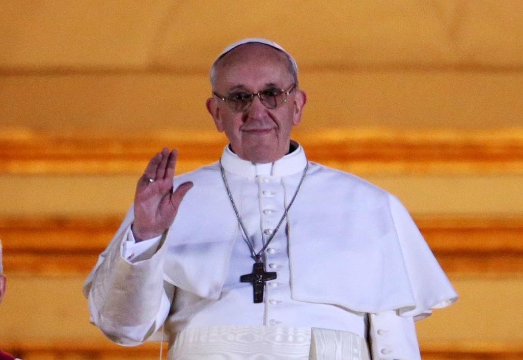 PaavstFranciscusI