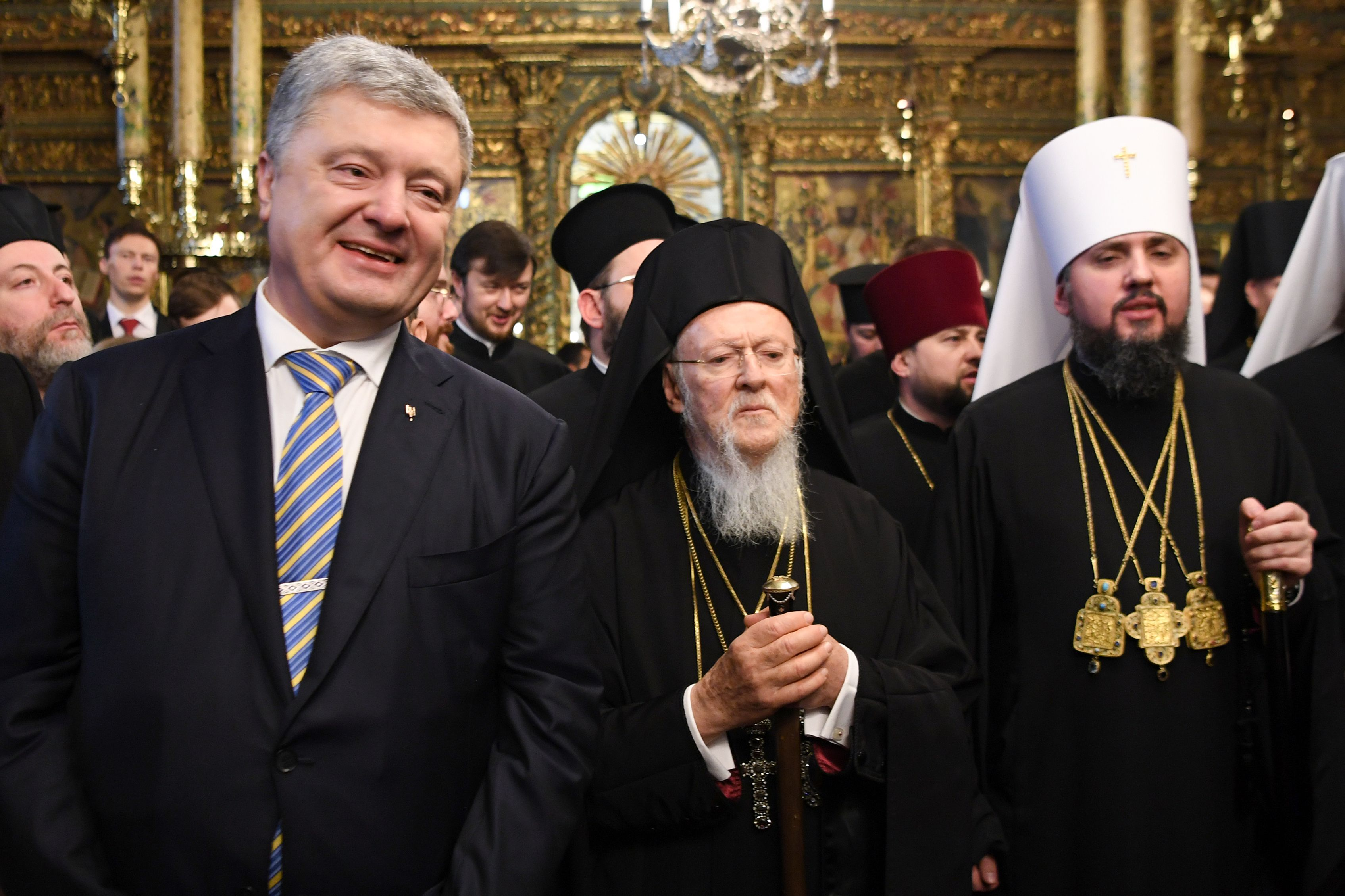 TURKEY-UKRAINE-RUSSIA-GREECE-ORTHODOXY-RELIGION